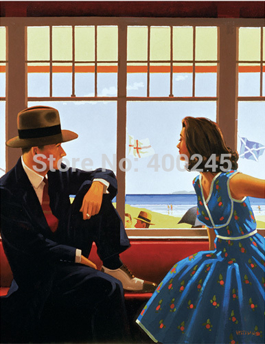 oil painting on Canvas Reproduction Art portrait painting Home decoration Edith and the Kingpin 100%handmade High quality