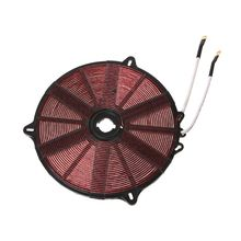 Induction Cooker Coil Cooking Component Heating 2000W 220V Universal Panel Copper Plated Coils Safe Professional Kitchen Part ww