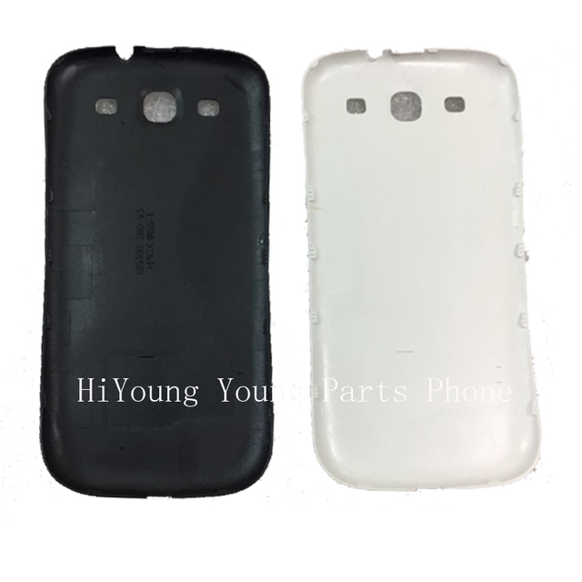 For Galaxy S3 i9300 Battery Back Cover Rear Case For S3 i9300 Mini Battery Back Cover Door Housing Replacement White Blue