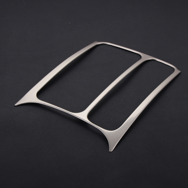 For VW Volkswagen TIGUAN 2010-2015 Stainless Steel panel trim cover auto accessories