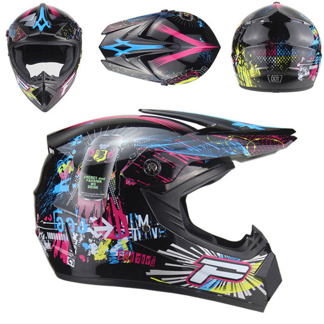 Vehemo Full Face Racing Motorcycle Helmet Safety Hat Anti-Vibration Durable Sports Crashworthy Craniacea Modular Flip Up Riding