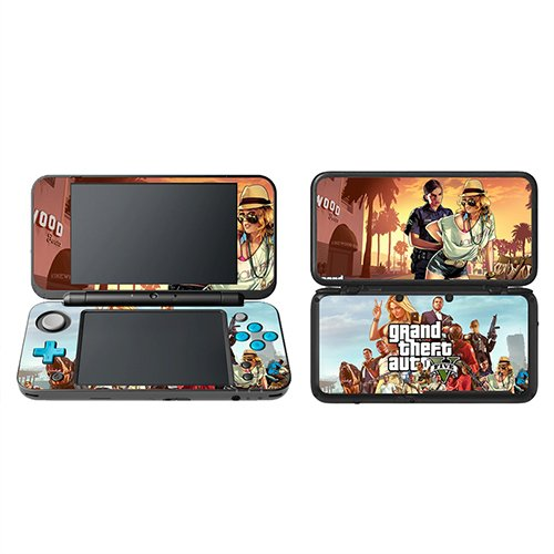 So beautiful beauty newest vinyl decal skin sticker for 2DS LL XL