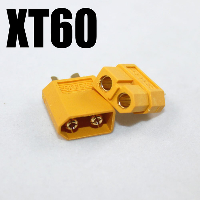 500pairs wholesale RC lipo XT60 bullet Connectors plugs Male/Female  XT 60 CONNECTOR toy sports