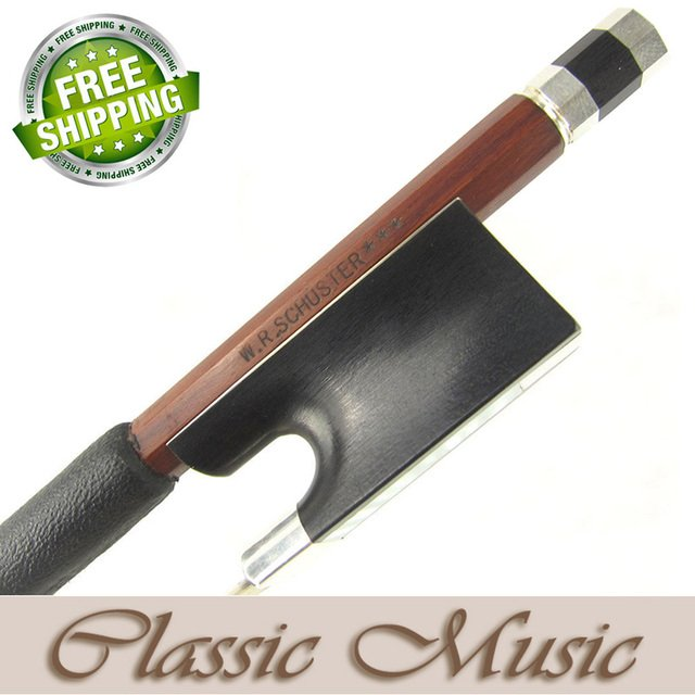 Concert  Level IPE Hill Model W.R. Schuster *** Top-Quality  Violin Bow ! Hot Sell