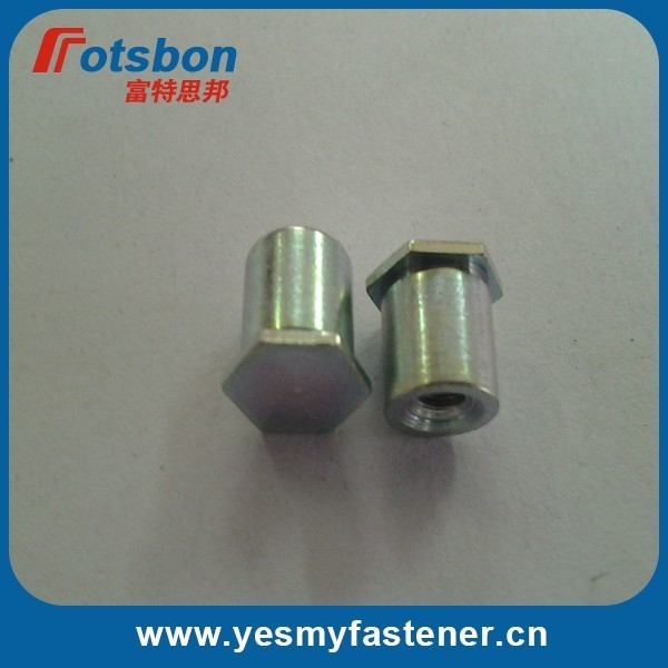 BSO4-M3-10 Blind hole standoffs PEM standard . Made in China, in stock