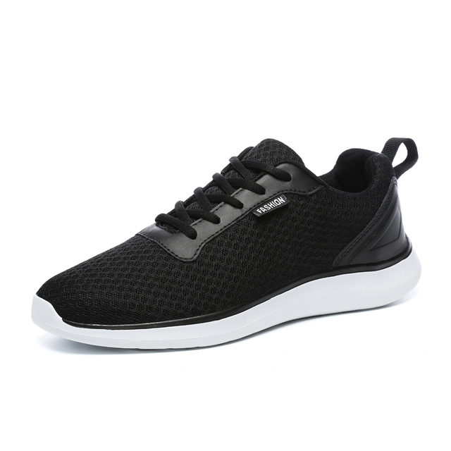 Plus Size 39-48 New Men's Running Shoes Lightweight Breathable Mesh Sports Sneakers Outdoor Athletic Jogging Shoes for Male