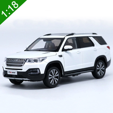 High simulation 1:18 Advanced Alloy Car Model CS95 SUV Model Metal Diecasts Vehicles Car Children's Toy Free Shipping