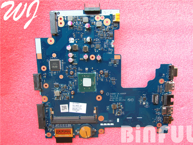 FOR HP 14-R 240 G3 Laptop Motherboard 788004-501 ZSO40 LA-A995P N2840 100% fully tested