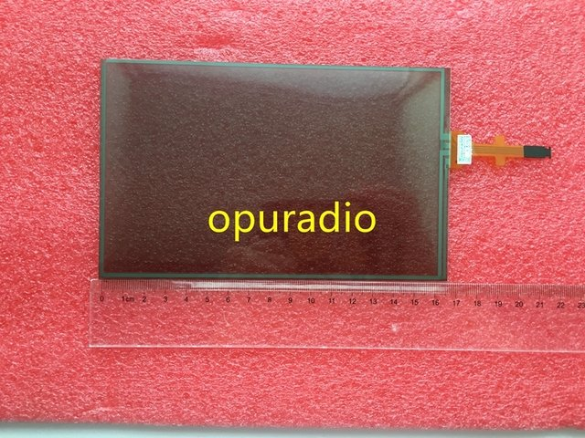 Free ship 7 inch 4 pin touch Screen panel Digitizer Lens only for LT070CA04B00 LT070CA04800 4900 LT070CA04500 LAM070G004A LCD