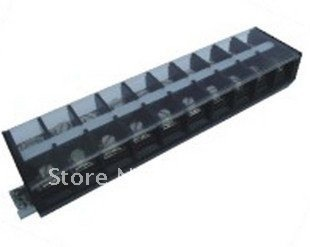 Combined terminal blocks 200A 10P , Copper,free shipping