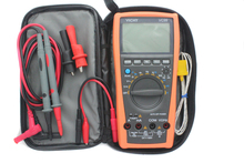 new VC99 3 6/7 Auto range digital multimeter with bag(+Free shipping)