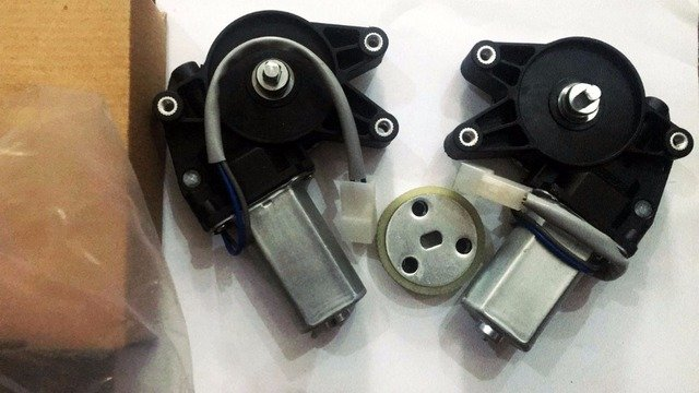 10pcs Electric Car Window Motor FOR LADA High Quality Electric Window Lifter Motor Regulator 12v Motor Left and Right