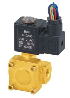 Free Shipping 1/2'' Port Size 0927200 Normally Closed 2/2 Way Diaphragms Solenoid Valves 5pcs In Lot