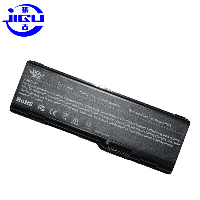 JIGU New 6Cell Laptop Battery 310-6321 312-0340 G5266 YF976 For Dell Inspiron E1705 XPS M170 M6300 M90