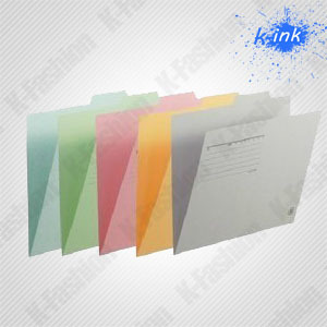 End tab folder , easy file folder , for A4 paper size documents , modern style for business