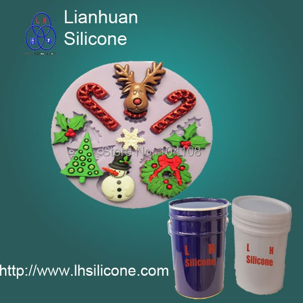 RTV-2 Silicone Rubber in  liquid for Casting Bronze Products