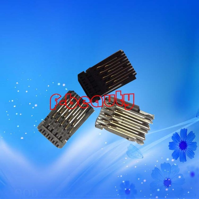 High Quality Compatible Cartridge Chip Contact Point For Epson XP405 XP403 XP402 XP401 XP400