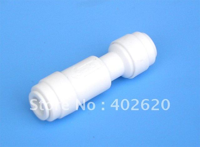 VU1/4  Check Valve Water fittings, plastic fittings, pipe fittings, check valve,200pcs/sets