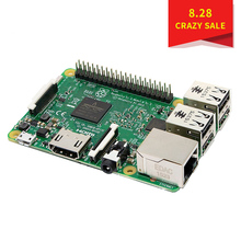 Raspberry pi 3b pi 3 Pi 3B с Wi-Fi и Bluetooth, raspberry Pi 3b plus, raspberry pi 3 model b