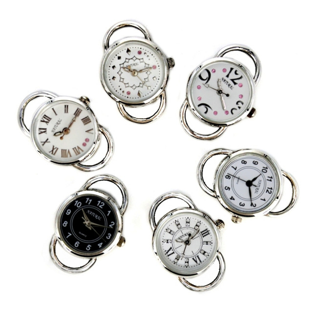 For DIY your gifts part FW773 Lovely Cute Pendant Watch Dffent dial Design ladies Birthday Gifts Firendship