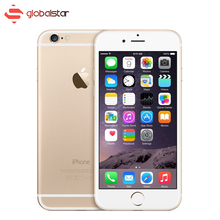 No Fingerprint Apple iPhone 6 Smartphone 1GB RAM 16GB / 64GB ROM Dual Core Cell Phone 4.7 Inch iOS Mobile Phone