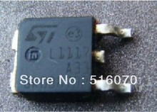 10PCS/LOT!! L1117A33 L1117 A33 L1117-3.3V LD1117RDT33TR Regulator In Stock Low Price and High quality