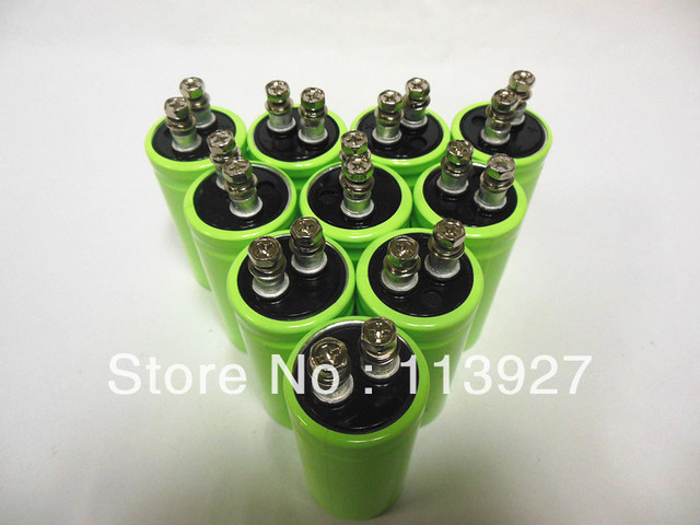500f 2.7v super capacitor for spot welding machine wth low ESR