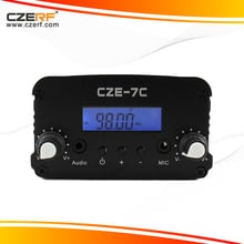 Free Shipping CZE-7C 7W Listen Up Personal Amplifier FM Transmitter 76MHz~108MHz Adjustable