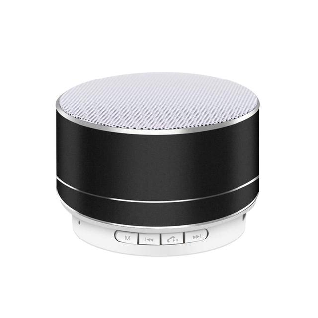 Wireless Bluetooth Speaker Mini Portable Speaker Metal Subwoofer MP3 Music Player Support TF card usb for Iphone Android phone