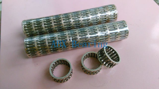 10pcs K series K11x15x12.3 K111512.3 radial needle roller bearing and cage assembly