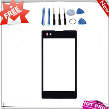 For LG Prada P940 Touch Screen Panel Digitizer Glass Lens Repair Parts Replacement With Free Tools