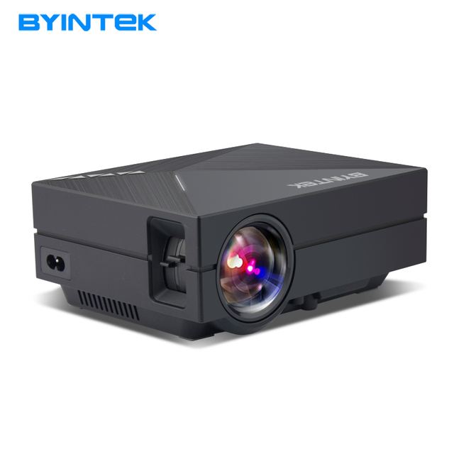 BYINTEK GM60 GM60A Home Theater HD 1080P portable Video LCD HDMI Cinema USB AC3 Theater 3D mini LED Projector Proyector Beamer