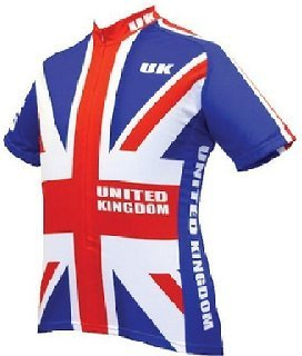 Kingdom Team Cycling Jersey Short Sleeve Cycling Clothing Polyester Mtb Mountain Cycling Wear