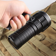 Free shipping Roche M170 3* Cree XM-L2 U2-1A 9-Mode 3000 Lumens LED Flashlight,Searching flashlight