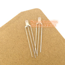 100pcs LED 3mm Round Diffused Red & Green two Color Common Anode LED Diode Light  Emitting Diode
