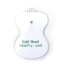 10Pcs Electrode Pads for Digital TENS Therapy Machine Electronic Cervical Vertebra Physiotherapy Massager Pad