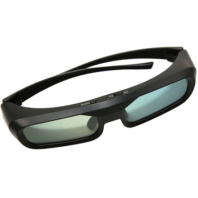 NEW ELPGS03 bluetooth Shutter Active 3D glasses for Epson Home Cinema 3D Projectors
