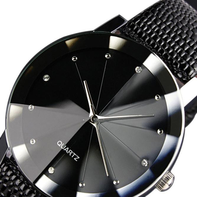 2016 Top Sale Men Women Watches Luxury Quartz Sport Military Stainless Steel Dial Clock Leather Band Wrist Watch montres relojes