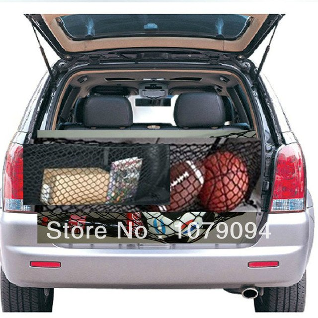 Free Shipping B Envelope Organizer Luggage / Rear Trunk  Cargo Net For Nissan Murano 2006-2012