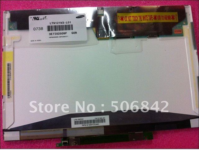 "12.1""laptop LCD screen    LTN121W3-L01    ,New1280 x 800"