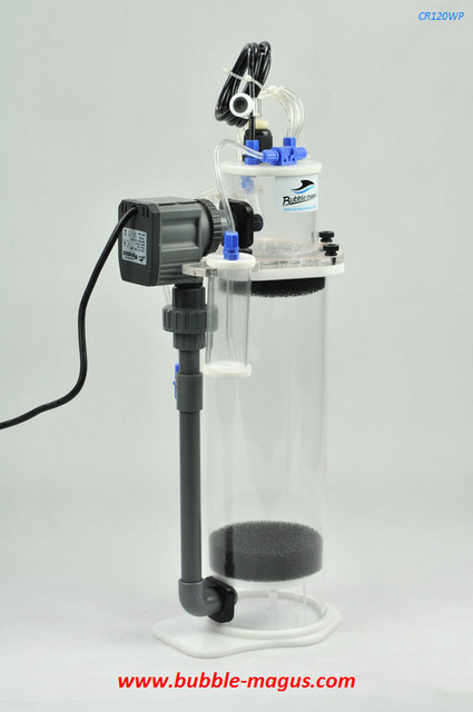 40W Bubble Magus CR-200WP CR200WP Calcium Reactor - 6L Media Reactor.Seawater coral jar adds calcium and magnesium elements