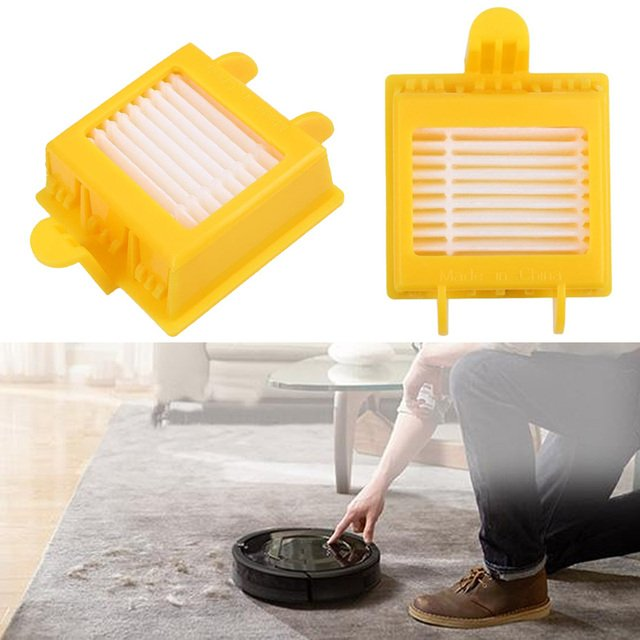 2019 Drop Shpping Plastic Primary Filter Filter Sponge Kits Durable Premium Accessories HEPA Filter for Filter