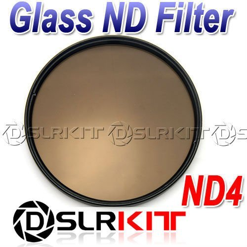 49 Optical Glass ND Filter TIANYA 49mm Neutral Density ND4