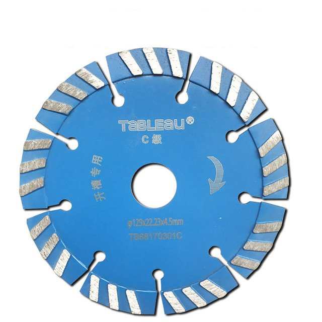 C-Grade Saw Blade for 110V/220V Electric Saw 2500W Tile Saw Electric Marble Saw Stone Wood Tile Ground/Line Slotting Machine