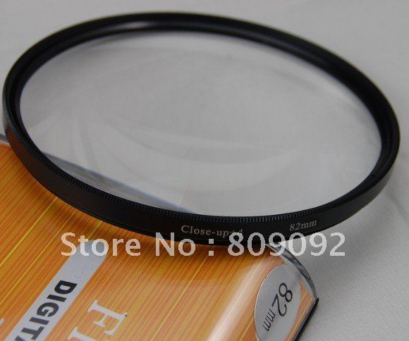 GODOX 82mm +4 Macro Close-Up Lens Filter for Digital Camera