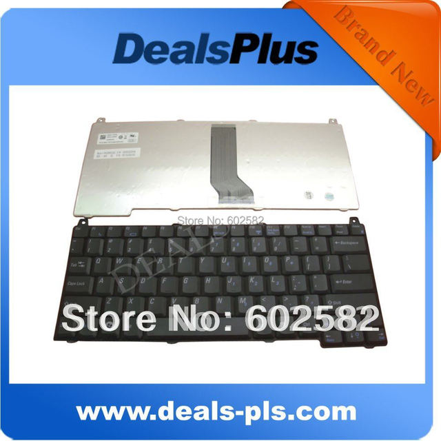 Brand New FOR Dell Vostro 1310 1320 1510 1520 2510 US Keyboard J483C Y858J Black