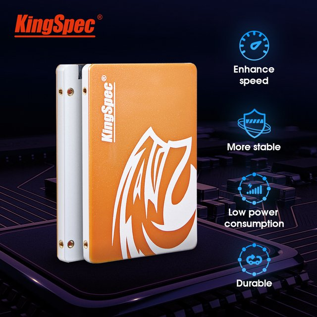 KingSpec SSD 240 GB 256GB HDD 2.5 SATAIII disco duro ssd Internal Solid State Drive SSD SATA hard drive for Laptop Computer disk