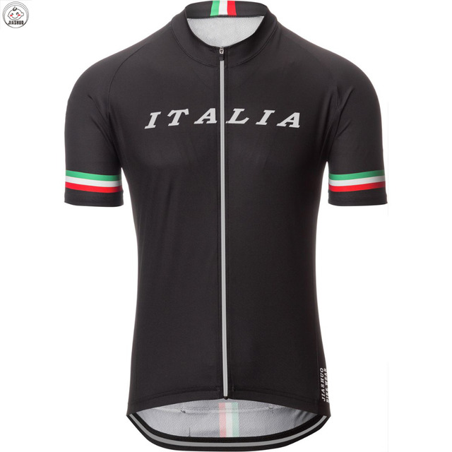 NEW 2017 ITALIA Jersey Bike ITALY Team Bicycle Bike Cycling Jersey / Wear / Clothing Breathable Customized Ropa CICLISMO JIASHUO