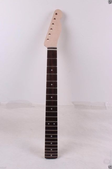 New electric guitar Neck solid wood 22 fret 25.5 inch High quality