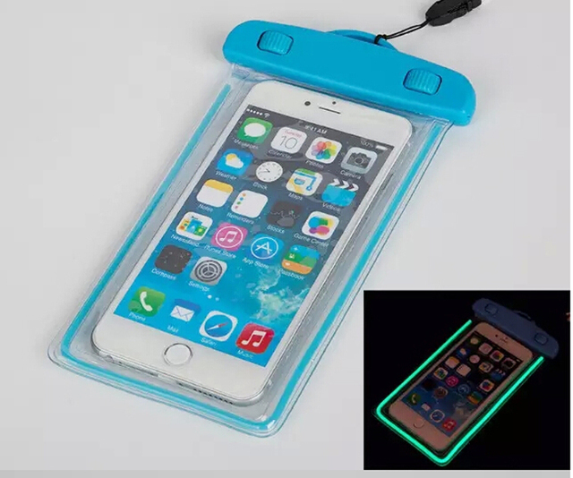 Waterproof Swimming Mobile Phone Cases Pouch Cover Touch Screen For Asus Zenfone Go ZB452KG ZB551KL T500 ZC451TG ZB500KL ZB500KL